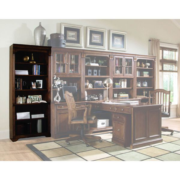 Brookhaven Tall Bookcase, image 1