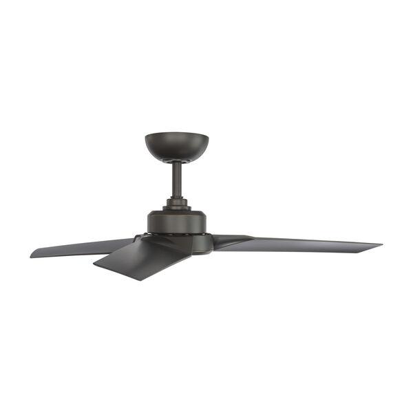 Roboto Oil Rubbed Bronze 52-Inch ADA Ceiling Fan, image 3