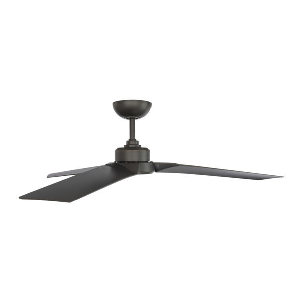 Roboto Oil Rubbed Bronze 62-Inch Ceiling Fan, image 3