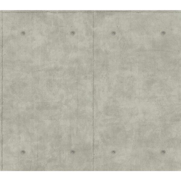 Concrete Removable Wallpaper, image 1