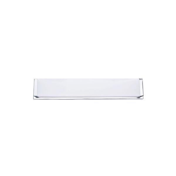 Metro Chrome 20-Inch 3000K LED ADA Bath Bar, image 1
