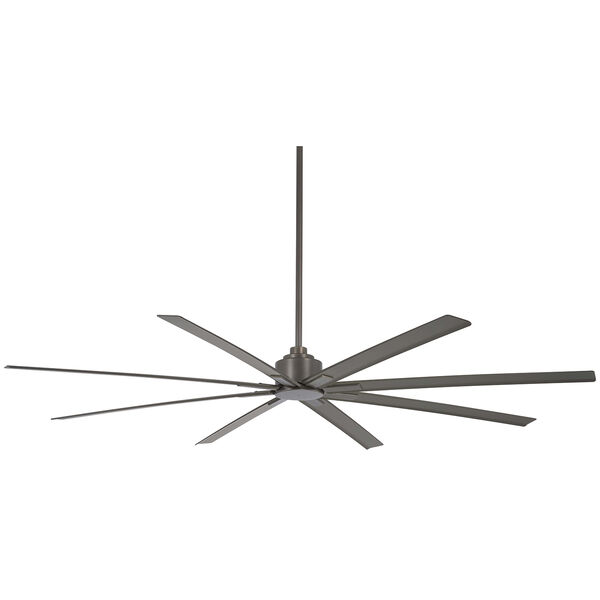 XTREME H2O Smoked Iron Outdoor Ceiling Fan, image 1