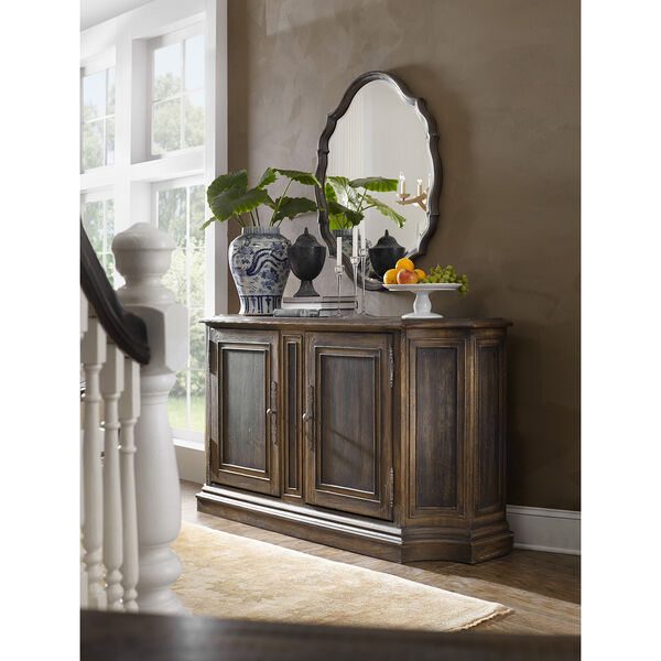 Hill Country North Cliff Brown Sideboard, image 4