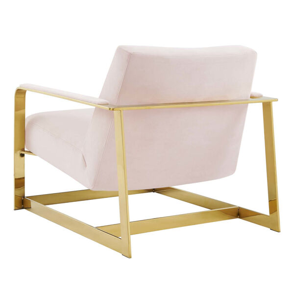 Monroe Performance Velvet Accent Chair, image 2