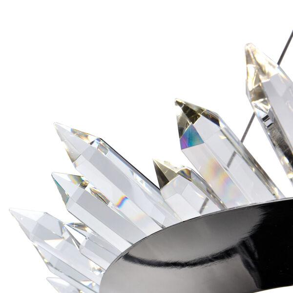 Arctic Queen Polished Nickel LED Chandelier, image 3