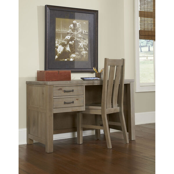 Highlands Driftwood Desk, image 1