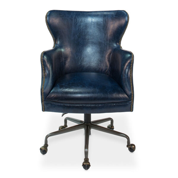 Blue Nevill Office Chair, image 3