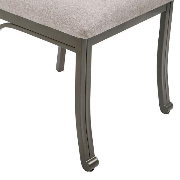 Elizabeth Pewter Dining Side Chair, Set of 2, image 4