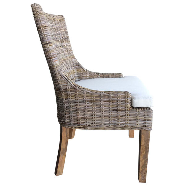 Alfresco Kubu Dining Chair - Set of 2, image 3
