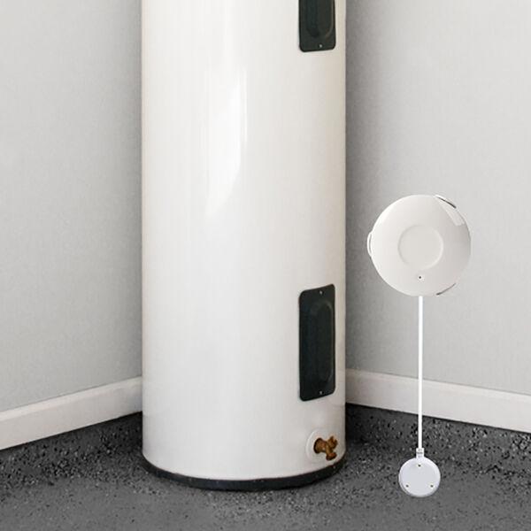White Smart Wi-Fi Household Alarm Kit, image 4