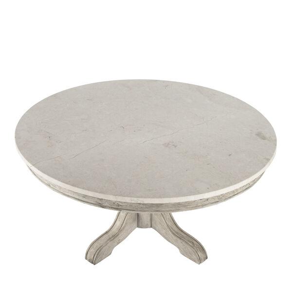 Masterpiece Danielle Gray Coffee Table, image 4