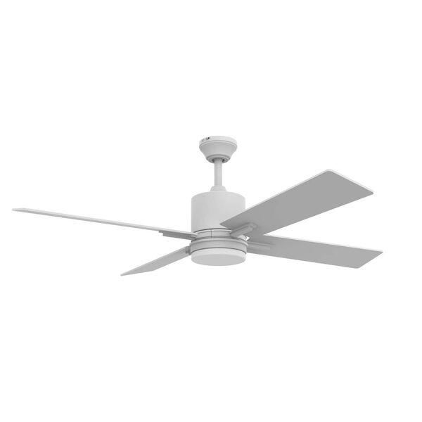 Teana White Led 52-Inch Ceiling Fan, image 2