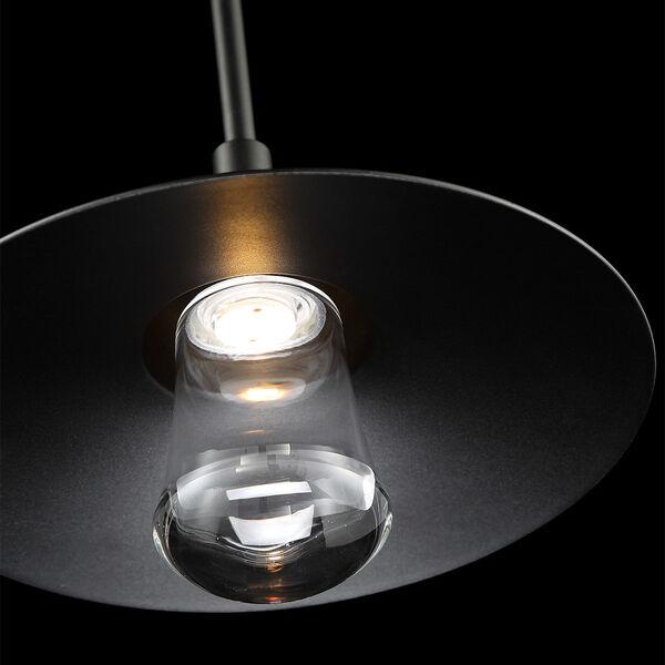 Suspense Black LED  Outdoor Pendant, image 3