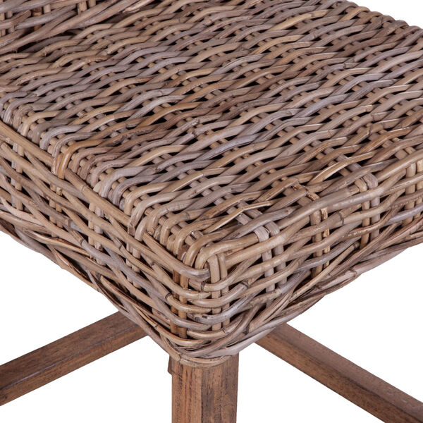 Bali Brown Counter Chair, image 3