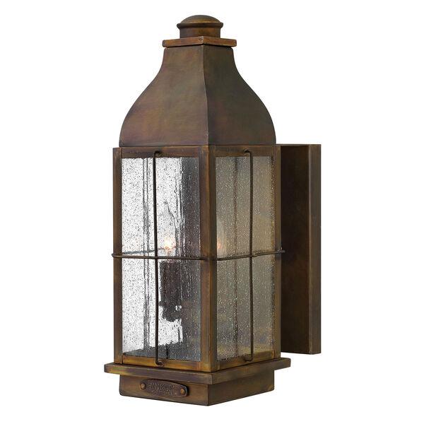 Bingham Sienna 6-Inch Two-Light Outdoor Medium LED Wall Mount, image 1