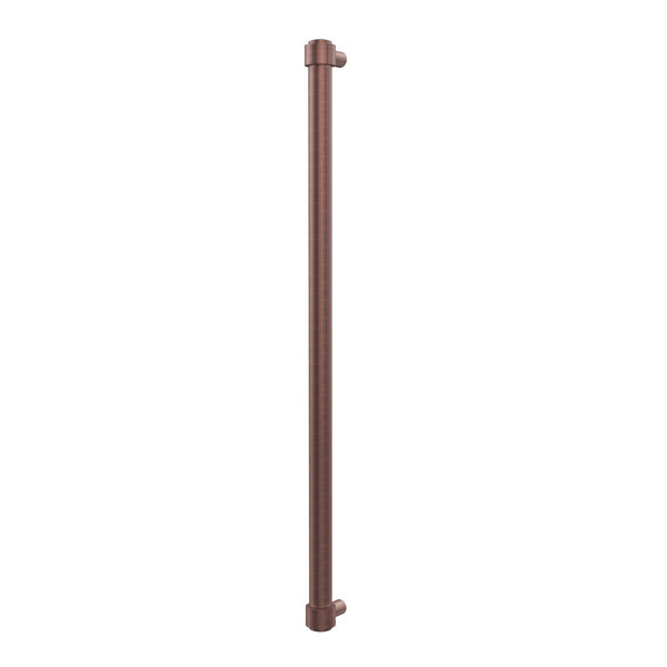 Style F-30 Antique Copper Refrigerator Pull, image 1