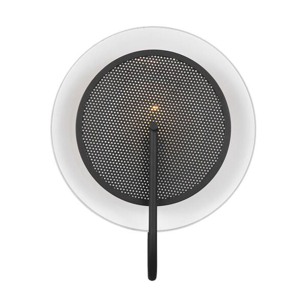 Gesture Midnight Black Wall Sconce, image 2