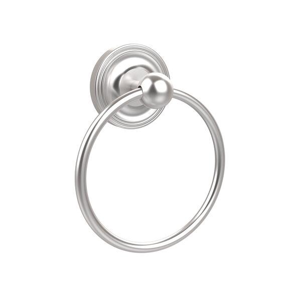Prestige Regal Satin Chrome Towel Ring, image 1