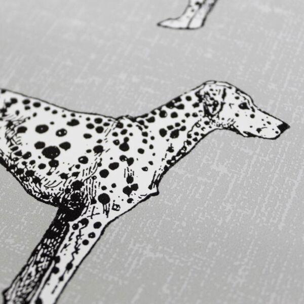 Novogratz French Grey Major Peel and Stick Wallpaper, image 3