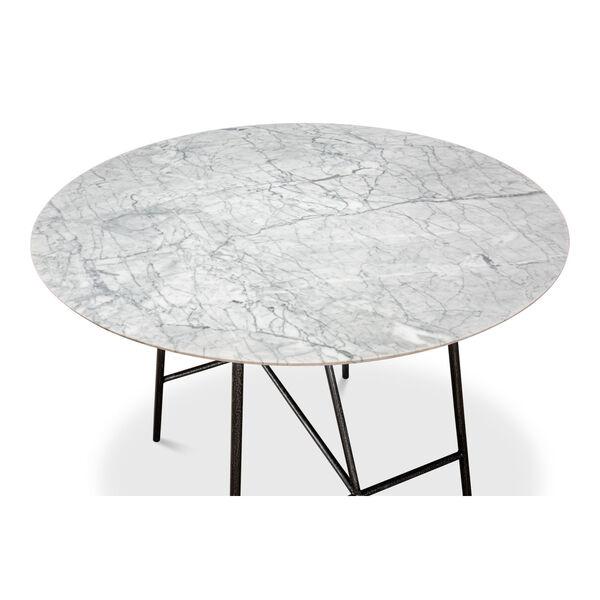 Black Portofino Cafe Table, image 4