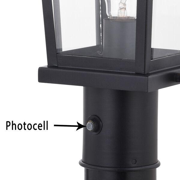 Lexington Textured Black One-Light Outdoor Post, image 4