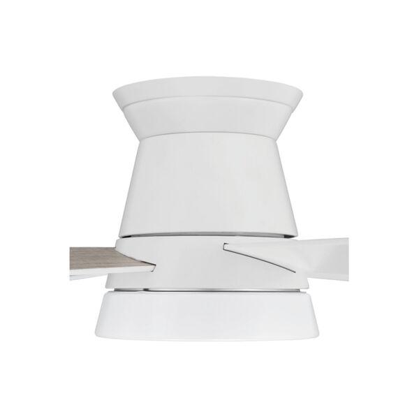 Revello White 52-Inch LED Ceiling Fan, image 4