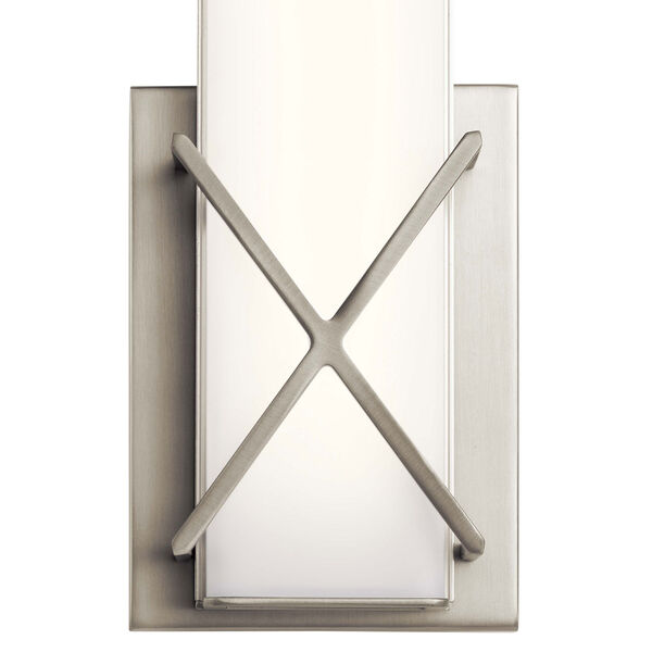 Trinsic Brushed Nickel LED Wall Sconce, image 3