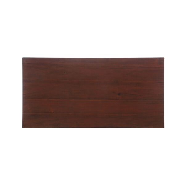 Ian Espresso Brown 36-Inch Counter Height Pub Table, image 3