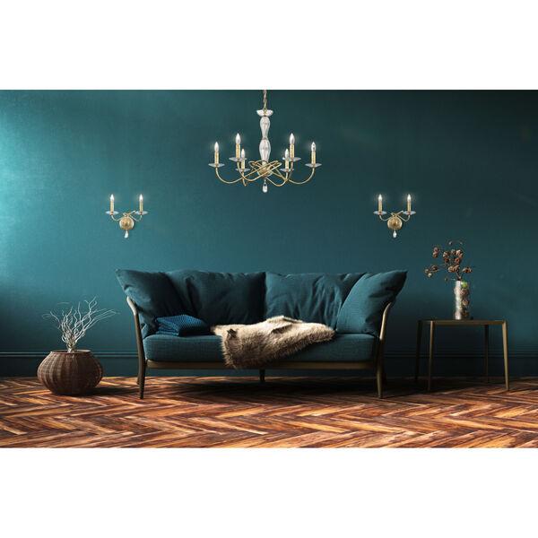 Arabesque Six-Light Chandelier, image 3