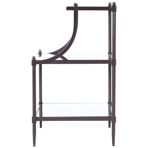 Metalworks Tiered Side Table, image 4