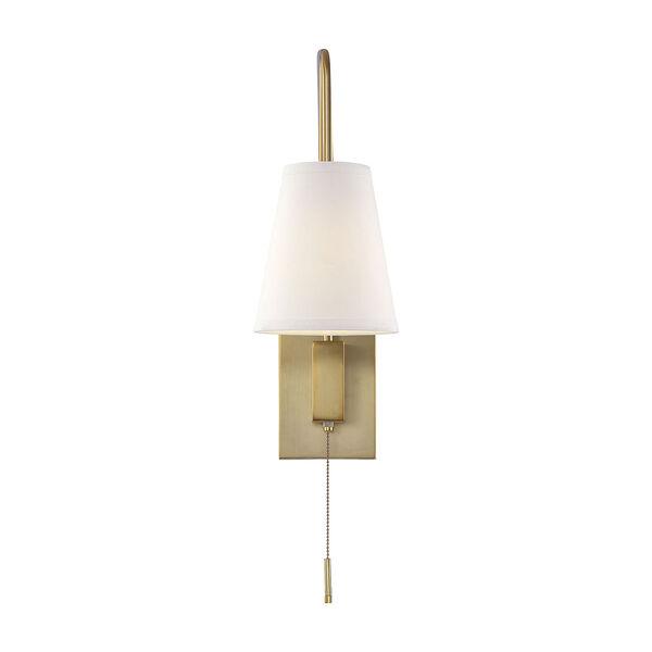 Owen Warm Brass One-Light Sconce, image 5