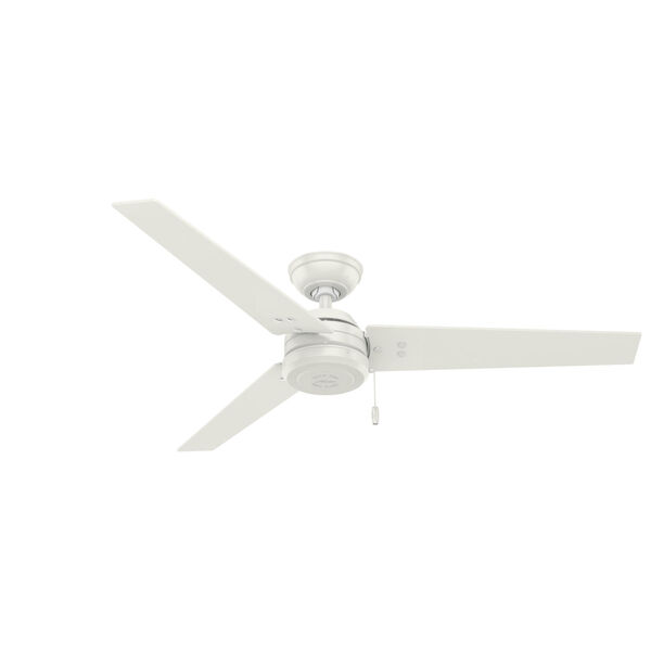 Cassius Fresh White 52-Inch Outdoor Ceiling Fan, image 1