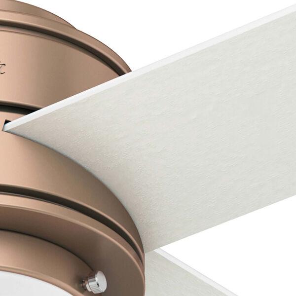 Hepburn Satin Copper 44-Inch LED Ceiling Fan, image 6