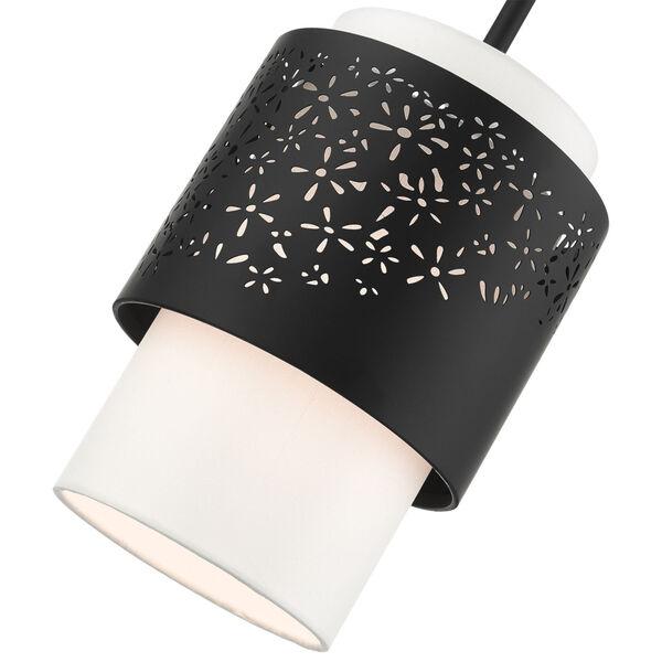 Noria Black One-Light Mini Pendant, image 6