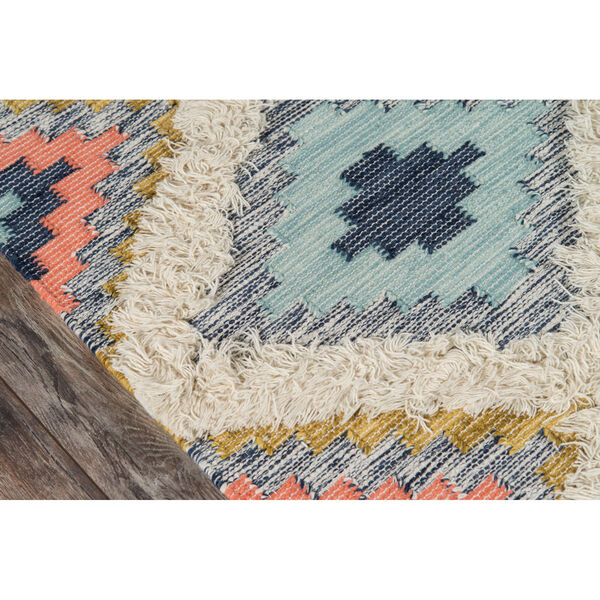Indio Templin Multicolor Rectangular: 2 Ft. x 3 Ft. Rug, image 3