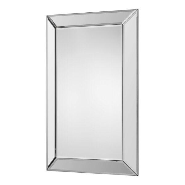 Uptown Rectangular Beveled Mirror, image 3