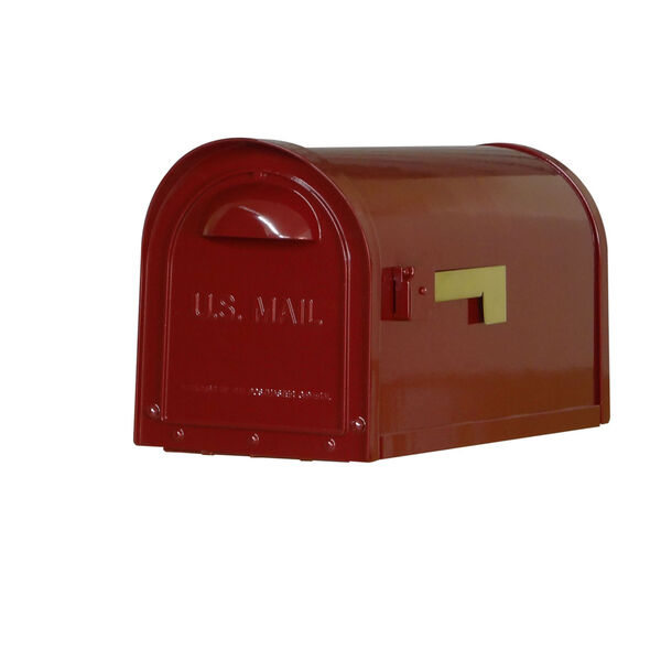 Dylan Wine Curbside Mailbox, image 1