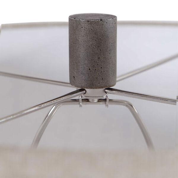Pelia Aqua Blue Table Lamp, image 7