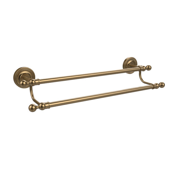 Regal Collection 18-Inch Double Towel Bar, image 1