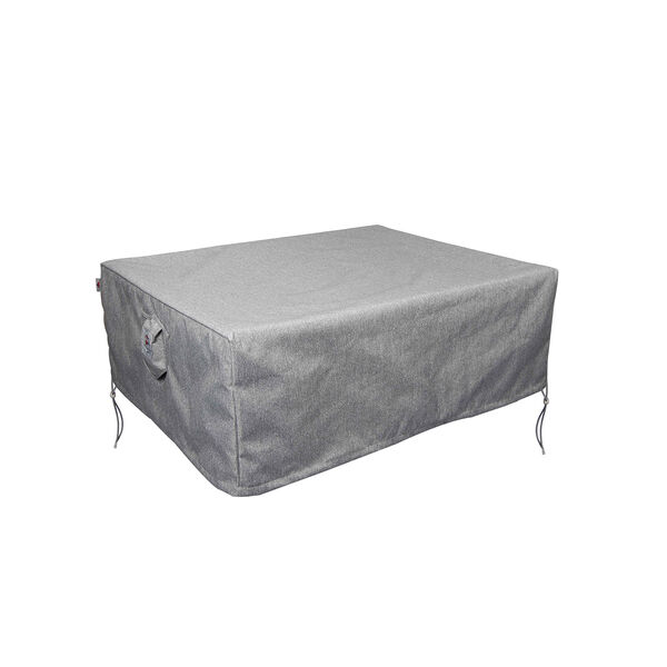 Platinum Shield Outdoor Rectangle Accent Table Cover, image 1