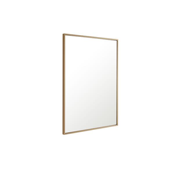 Eternity Brass 32-Inch Mirror, image 4