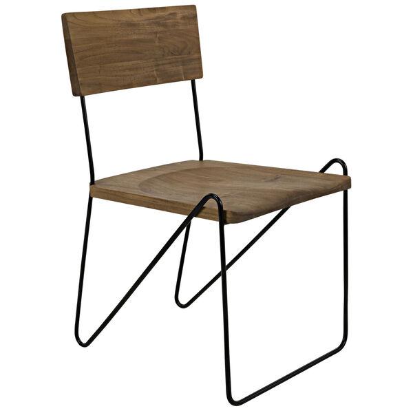 Espinosa Natural Dining Chair, image 5