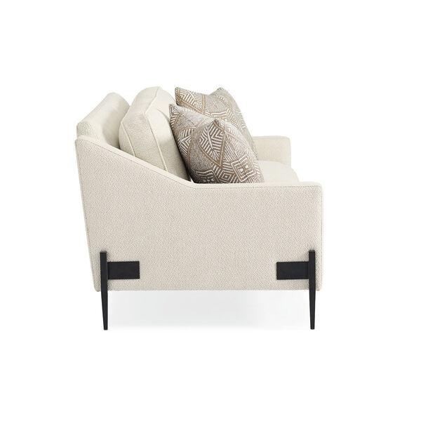 Modern Artisan Remix Ivory Sofa, image 3