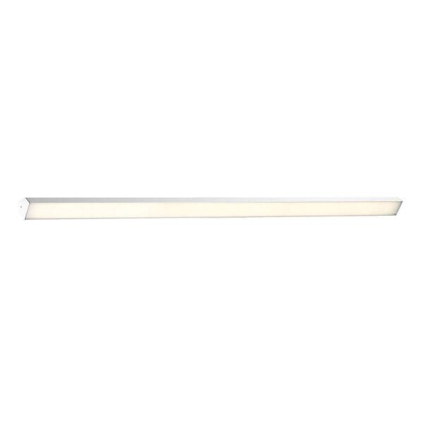 Revel Brushed Aluminum 62-Inch 3000K LED Bath Bar Light, image 1