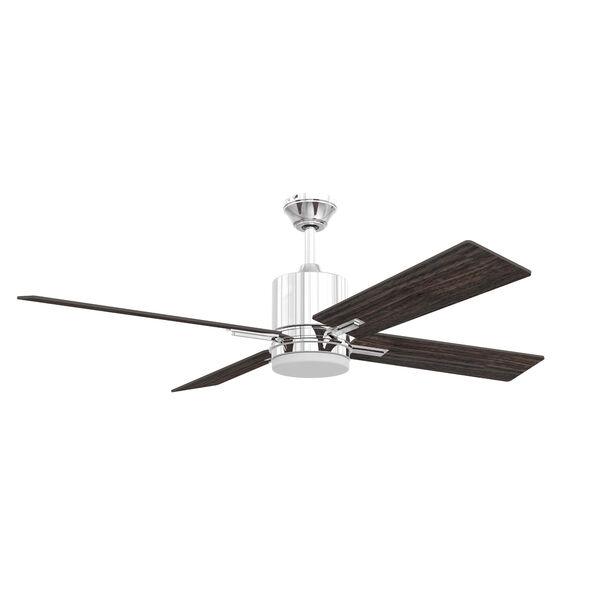 Teana Chrome Led 52-Inch Ceiling Fan, image 2