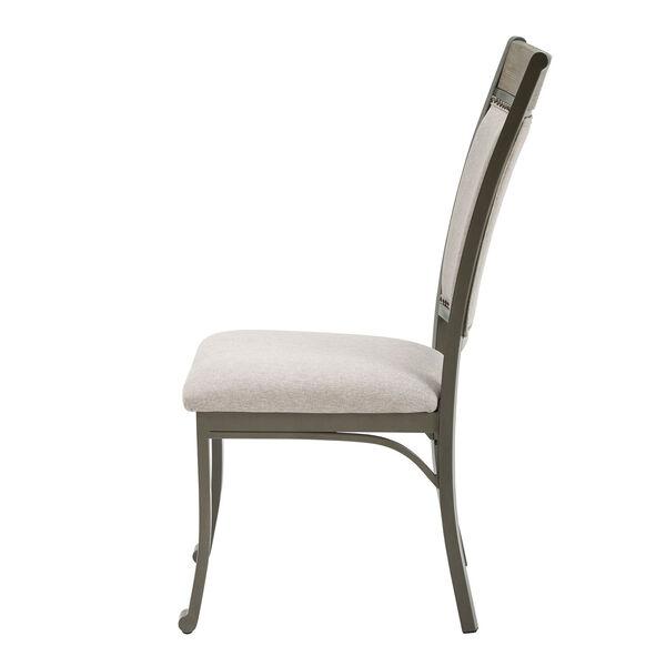 Elizabeth Pewter Dining Side Chair, Set of 2, image 3