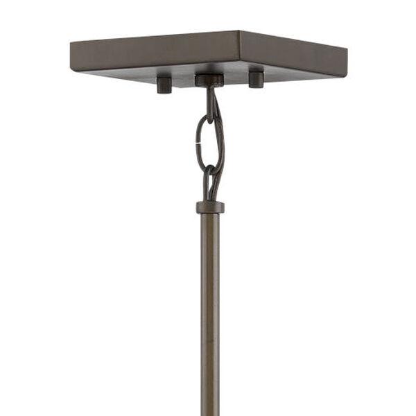 Rhodes Warm Bronze One-Light Outdoorpendant, image 2