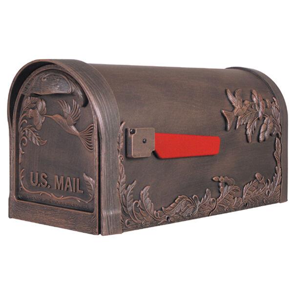 Hummingbird Curbside Mailbox, image 1