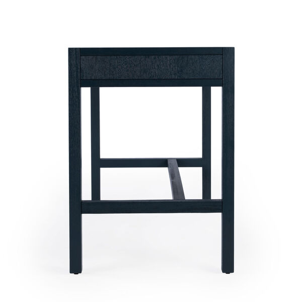 Lark Blue Desk with Two Drawers, image 5