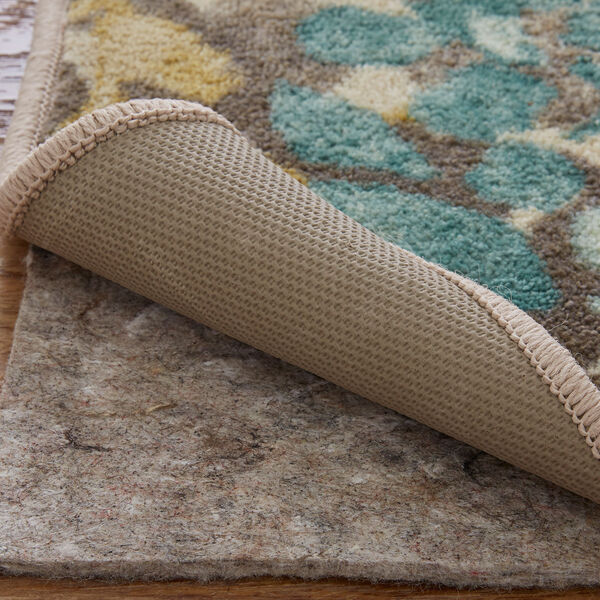 Comfort Cushion Gray Rectangular: 4 Ft. x 6 Ft. Rug Pad, image 4